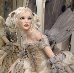 Straightforward Lote De 3 Muñecas Porcelana « Mini Otros Muñecas » Muy Buen Estado Muñecas Modelo