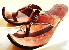 Moroccan Maharaja Leather Sandals-Handmade Sandals ALL SIZES