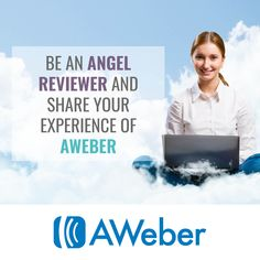 AWeber is an email marketing platform that allows 100,000+ small businesses and entrepreneurs to create and send emails people love. Is Aweber something you've used? If so, we'd love to read your review on Angel Rated. Don't let your knowledge and experience go to waste! #review #reviews #onlinebusiness #onlinemarketing #digitalmarketing #contentmarketing #emailmarketing Online Survey Tools, Online Quizzes, Business Products, Online Business, Email Marketing, Content Marketing, Business Mission, Appointment Calendar, Instagram Advertising