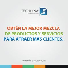 Tecnopay, Plataforma de Recargas  https://www.tecnopay.com.mx/  Vende Recargas  01 800 112 7412  (55) 5025 7355