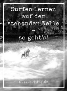 River surfing || Surfen || stehende Welle || Surf Tips || Tipps || Surfing