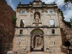 Cartuja de Scala Dei en La Morera de Montsant (Priorat,  Tarragona).  Del s.XII