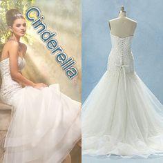 Disney wedding dresses- Cinderella 2