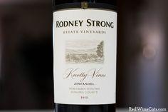 Rodney Strong Zinfandel