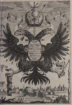 Kircher/magnetic Habsburg eagle