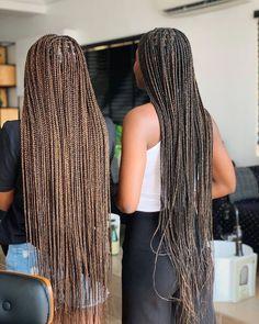Box Braids Hairstyles For Black Women, Black Girl Braids, African Braids Hairstyles, Braids For Black Hair, Girl Hairstyles, School Hairstyles, Black Hairstyles, Weave Hairstyles, Curly Hair Styles
