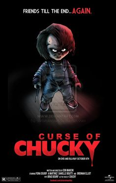 curse of chucky | ... : More Like Chucky's clothes for the Curse of chucky by ~Laquyn