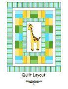 Giraffe Baby Quilt Pattern.pdf