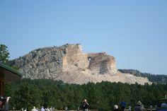 Crazy Horse Memorial, S.D.