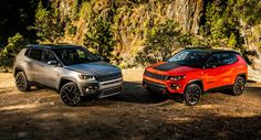 North America Say Hello To Your 2017 Jeep Compass