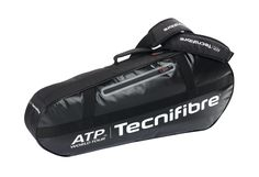 """PRO ATP 3R : The """"vital minimum"""" version. To carry only the minimum needed: 2 rackets, balls, a water bottle and a towel."""