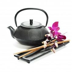 Asian food concept Tea pot orchid and chopsticks Stock Photo Tea Accessories, Decorative Accessories, Fiesta Kitchen, Coffee With Alcohol, Chinese Interior, Massage Room, Food Concept, Asian Decor, Tea Service