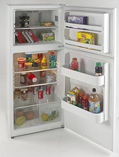 Avanti FF116D0W 11.5 cu. ft. Frost Free Refrigerator, White -- Continue to the product at the image link.