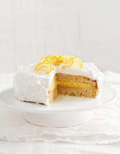 Fira mor med en tårta!