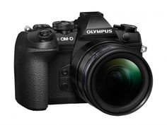 Olympus Olympus OM-D E-M1 Mark II (Bild: Olympus)