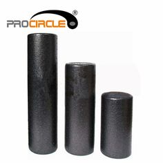ProCircle Trigger Point Foam Roller EPP Muscle Tissue Massage Fitness Gym Yoga Pilates Sports