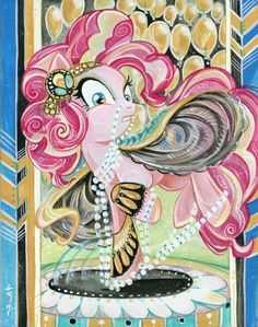 Who wants to see Pony art by Eisner nominee Sara Richard - View topic • The Round Stable