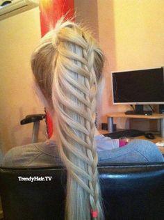 Hair styles @ http://pinterest.com/TrendyBeauty/