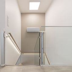 Staircases can suffer from a lack of natural light, so it's a space that needs innovative LED lighting.    #led #home #lighting #interior #decor #lightingdesign #design #interiorlighting #interiordesign #homedecoration #valaistus #sisustus #koti #interiordecor #scandinaviandesign #nordichome #homedesign #ledlighting #interiors #interiores #lightingdecor #homeinspiration #homedecor #architecture #homestyle #instahome #stairway #stairs #staircase