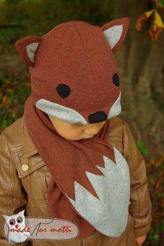 Der Fancy Fox ist da - als Freebook! - Website von Vivi's Fancywork