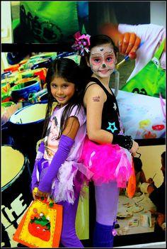 Girls costume.