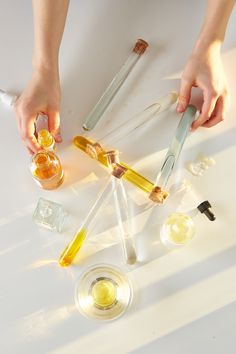 Urban Outfitters - Blog - Tips + Tricks: All About Oils