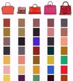 Туфли-сумочка: подбираем идеальные цвета - Полезно Знать