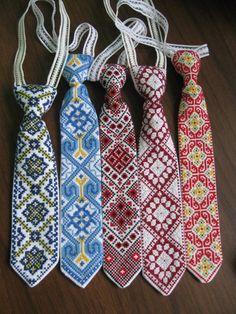 Ukrainian Pattern Idea