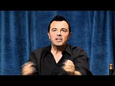 Seth MacFarlane And Friends -- Kermit The Frog's Taken (Paley Interview)- Just wait for the Kermit the Frog part