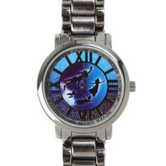 New Peter Pan watch from @hottopic #disney #peterpan #neverland #hottopic