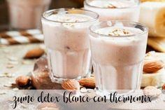 zumo detox blanco con thermomix - zumos y bebidas thermomix - Thermomix