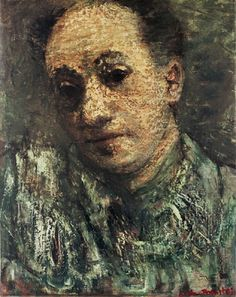 Self-Portrait by Mordecai Ardon