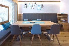 Kochen und Essen - Trixl Einrichtung Conference Room, Dining, Table, Furniture, Home Decor, Cooking, Eten, Dinner, Homemade Home Decor