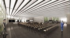 """Gallery of Adidas Selects COBE to Design """"Rhombus-Shaped"""" Flagship Building in Germany - 6"""