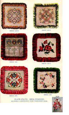 Brainerd & Armstrong CXLVII 1910 | Embroiderist | Flickr