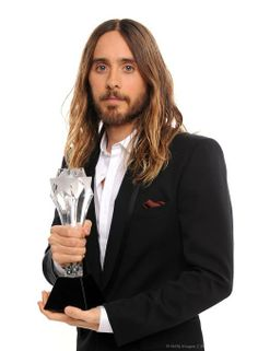 Portrait - Jared Leto - Best Supporting Actor - Dallas Buyers Club - Critics Choice Movie Awards