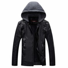 classy mens fashion which look amazing 496847 Formal Winter Outfits, Casual Winter Outfits, Dress Casual, Man Dressing Style, Men's Coats And Jackets, Mens Clothing Styles, Leather Jacket, Pu Leather, Men's Jacket