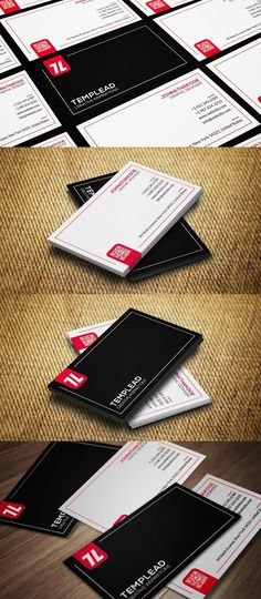 Corporate Business Card CM081