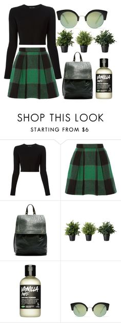 """g"" by credentovideos ❤ liked on Polyvore featuring Proenza Schouler, Sea, New York, Jérôme Dreyfuss, Cheap Monday and glitter"