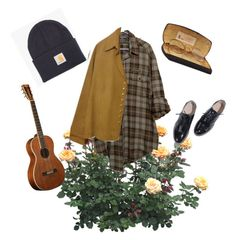 """""""Untitled #39"""" by kittymaid ❤ liked on Polyvore featuring Carhartt, Coldwater Creek and plus size clothing"""