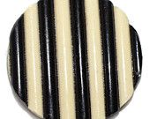 8-Sided Celluloid Button - Large