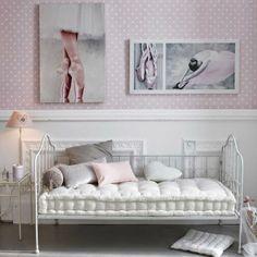 Interieur | Baby- en kinderkamer voor kleine prinsessen