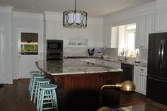 Kitchen remodel by Angel Murr and Rosewood Custom Homes