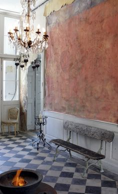 home_decor - The appeal of faded grandeur