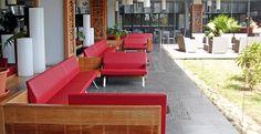 Tahiti airport outdoor furniture