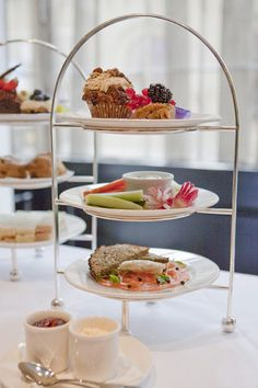 Afternoon Tea At The Leonard Hotel  Afternoonteacouk  ☕ Tea Classy The Chiswell Street Dining Rooms Inspiration