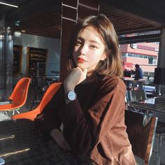 ulzzang, girl, and korea image Son Hwamin, Hwa Min, Asian Beauty, Korean Beauty, Korean Short Hair, Uzzlang Girl, Ulzzang Korean Girl, Pretty Asian, Grunge Girl