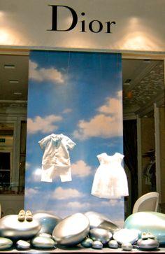 Dior children - April 2014 - Paris via mesvitrinesnyc.blogspot.it