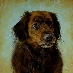 Dana Hawk Paintings and Dog Portraits