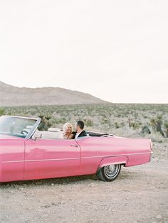 Wildly Romantic Las Vegas Desert Elopement With Elvis Baby pink Cadillac for your Las Vegas elopement Vegas Tattoo, Pink Cadillac, Look Here, Las Vegas Weddings, Elopement Inspiration, Pretty In Pink, Just In Case, Romantic, Photoshoot